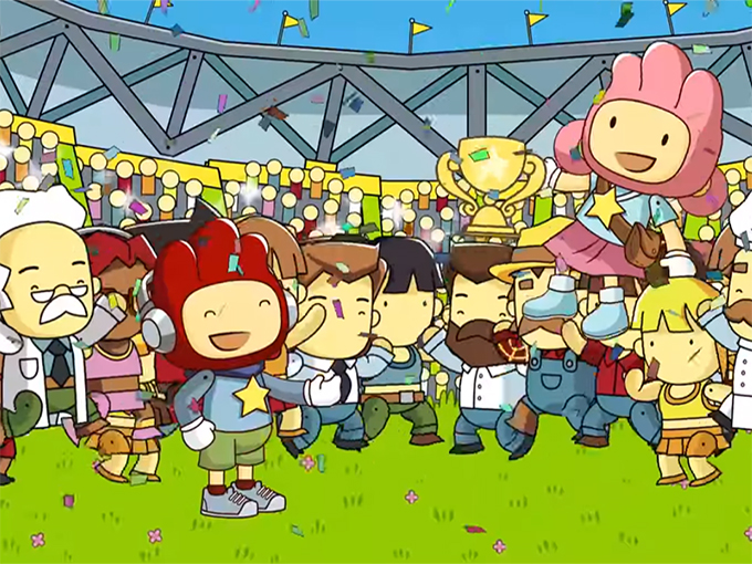 New Scribblenauts For PS4, Xbox One, Switch Announced; Release Date Confirmed