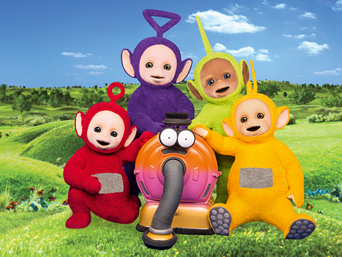 Teletubbies-China