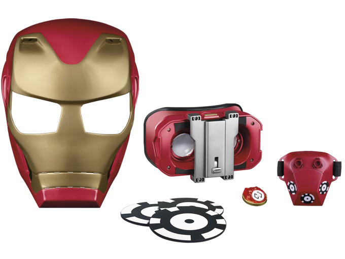 Hasbro IRON MAN AR EXPERIENCE - out of package (1)
