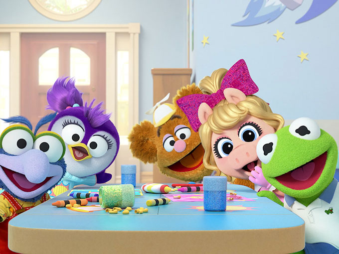 Muppetbabies
