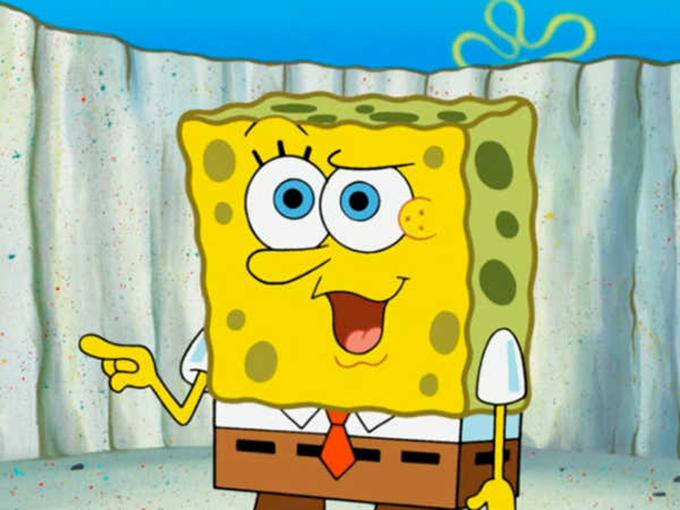 Sponge-Bob-Square