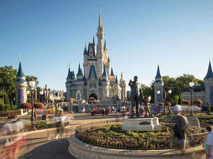 Walt Disney World Resort Memorial Day 2018