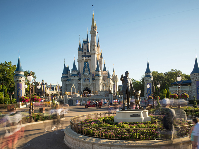 Walt Disney World Resort Memorial Day 2018