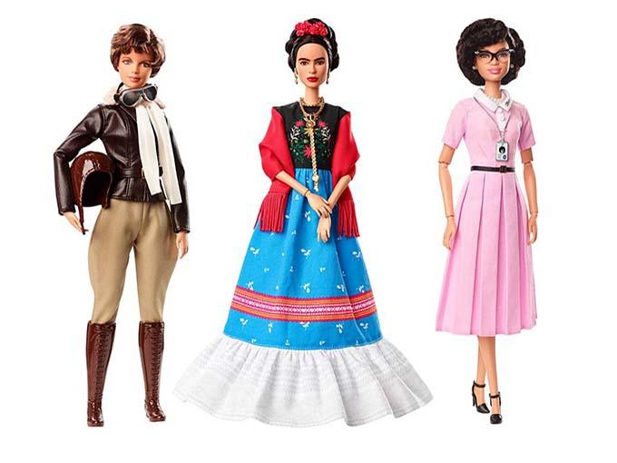 Barbie-Role-Models