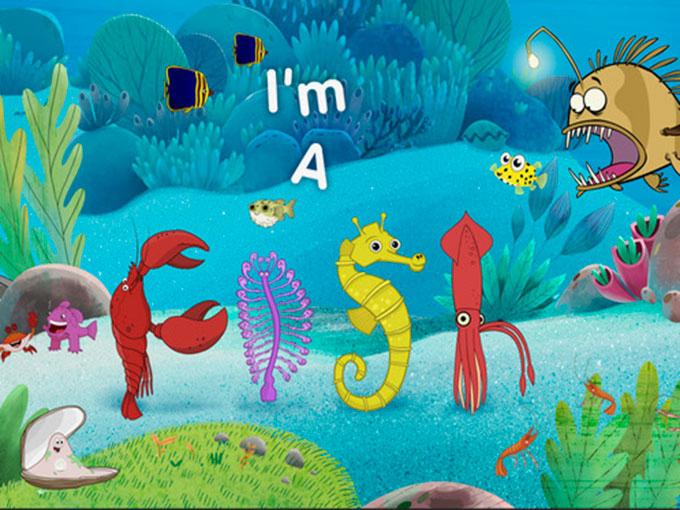 I'm-A-Fish