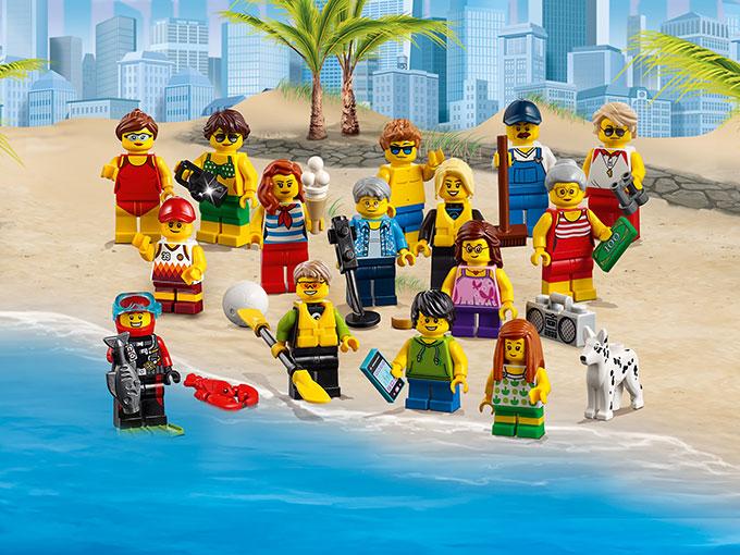 LEGO-Beach