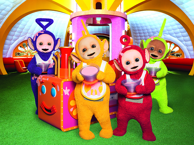 Tele-tubbies