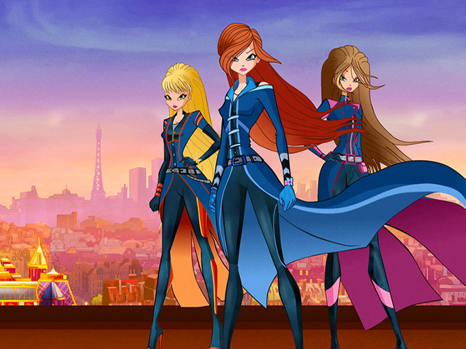 Kidscreen Archive Netflix To Adapt Live Action Winx Club Series