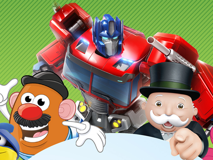 Hasbro-Recycle