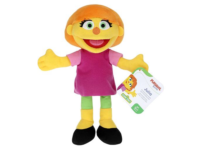 Julia-Mini-Plush
