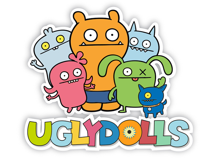 Ugly-Dolls-Art