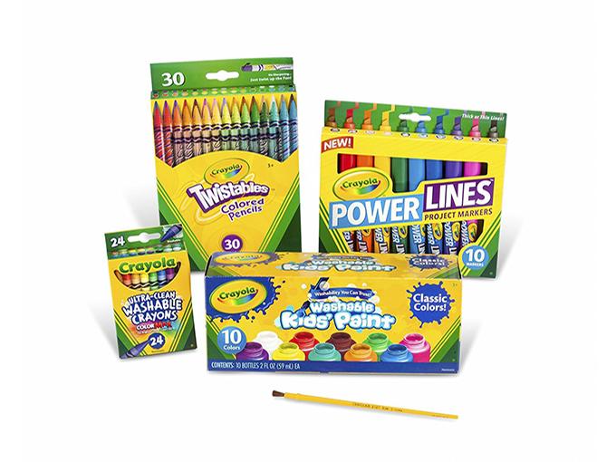 Crayola-Pencils