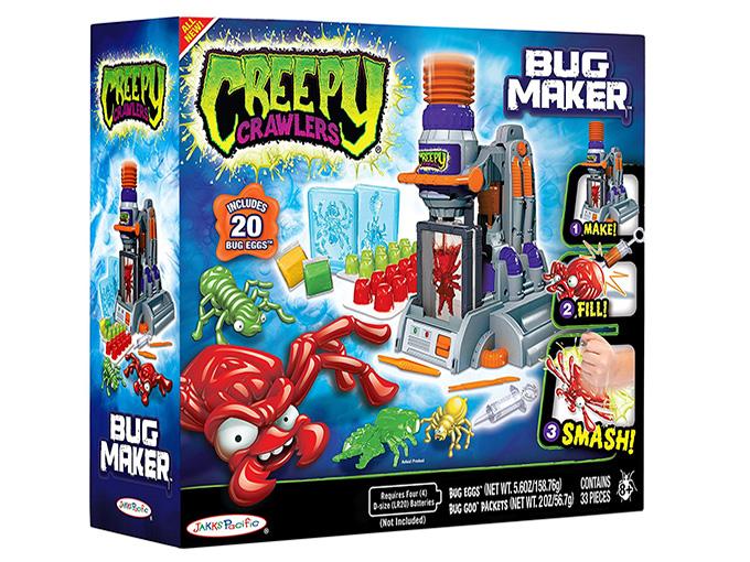 Creepy-Crawlers