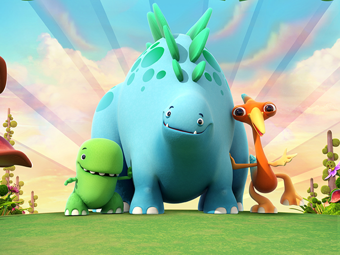 Dinopaws