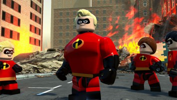 LEGO-Incredibles