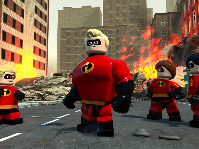 LEGO-Incredibles