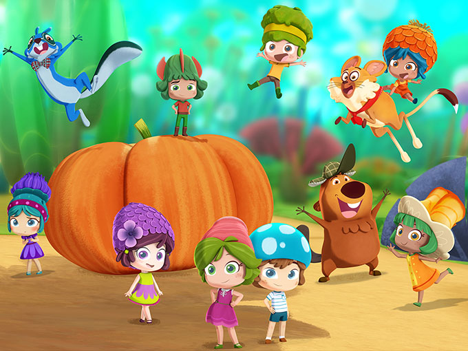 Kidscreen » Archive » Zodiak Kids grows Lilybuds' global reach