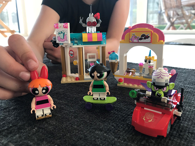 Powerpuff-LEGO