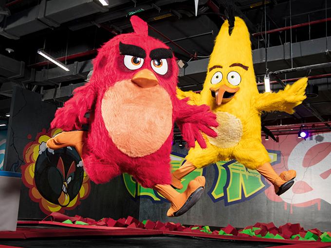Angry-Birds-World