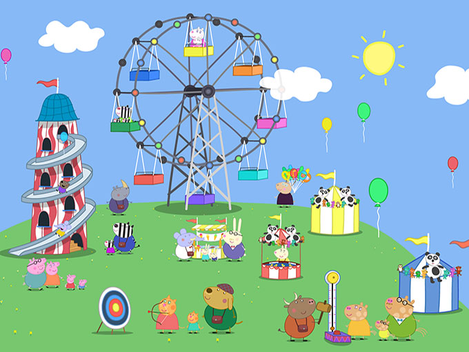 Peppa-Attractions