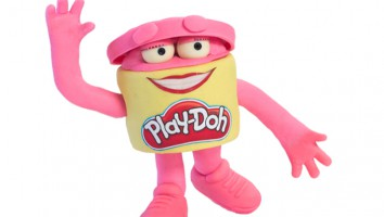 Pink-Play-Doh