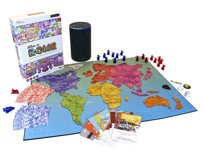 Rome-Game
