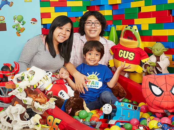 Toys And Colors Youtube Channel Net Worth