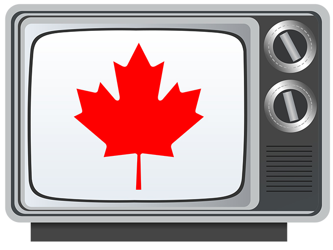Canadian-television-icon