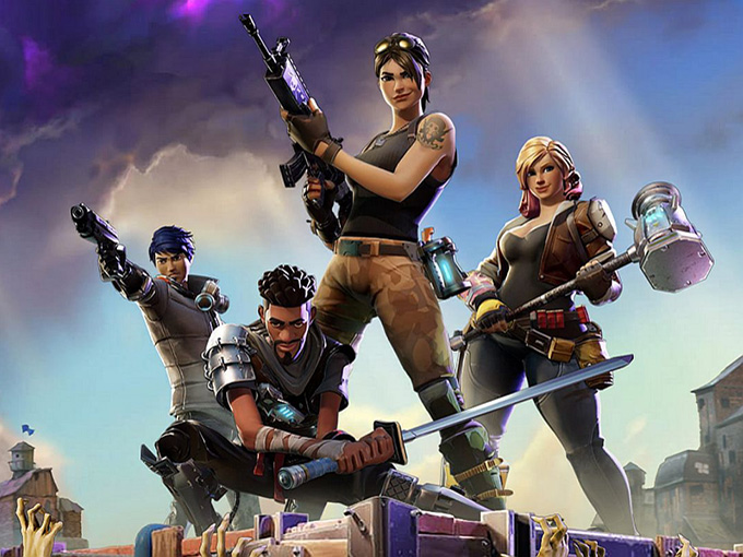 Fortnite-Game