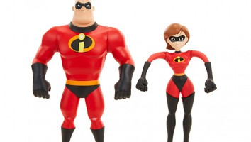 Jakks-Incredibles