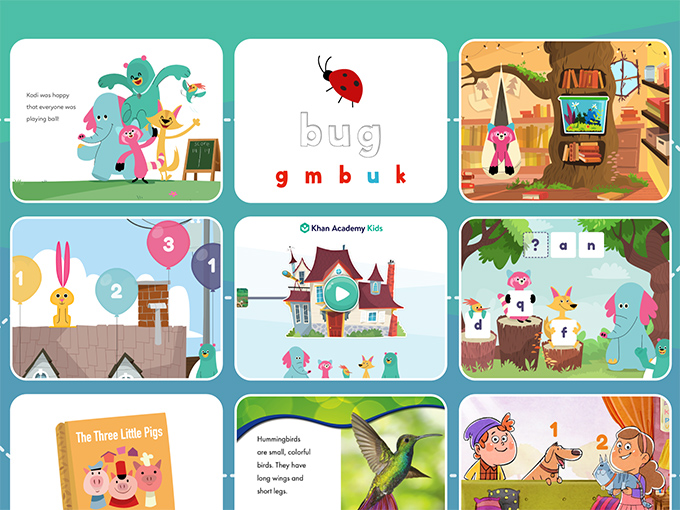 10 amazing apps for preschoolers