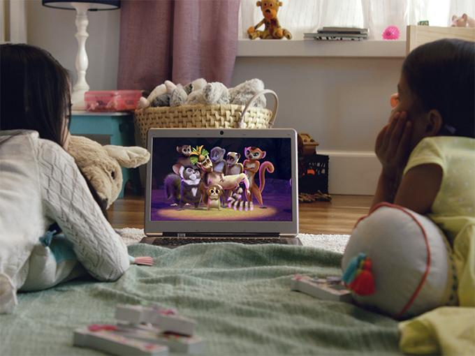 KidswatchingNetflix