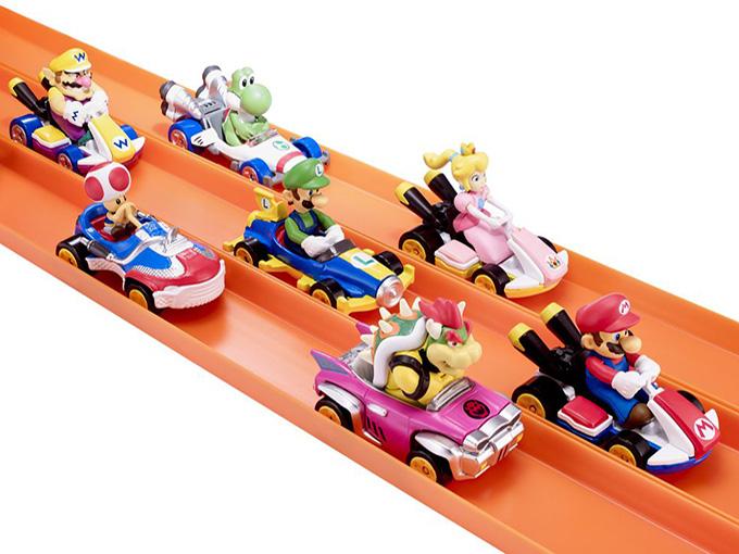 MarioCart-Mattel