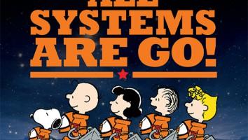 Peanuts-NASA