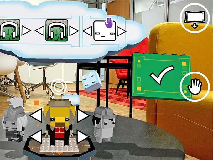 Kidscreen » Archive » LEGO builds BrickHeadz AR app