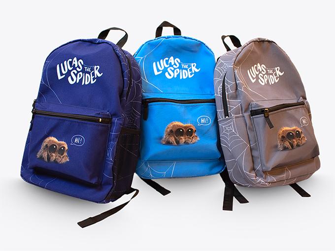 Lucas Backpacks