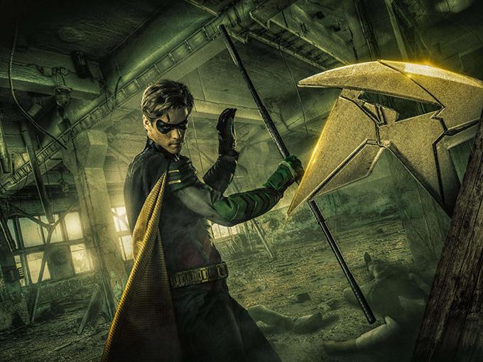 Titans CR: DC