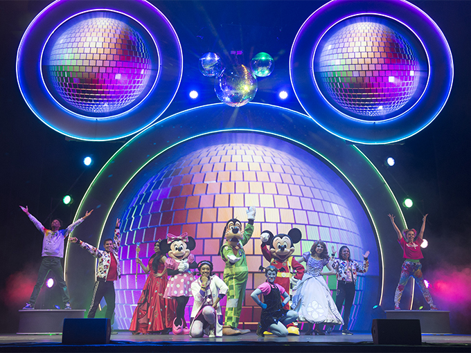 Disney Junior's Dance Party On Tour concert has been selling out across the US