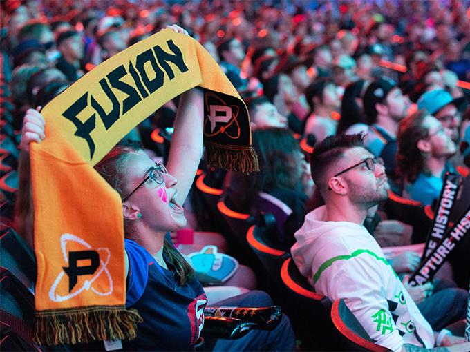 2018-07-28 / Photo:  for Blizzard Entertainment