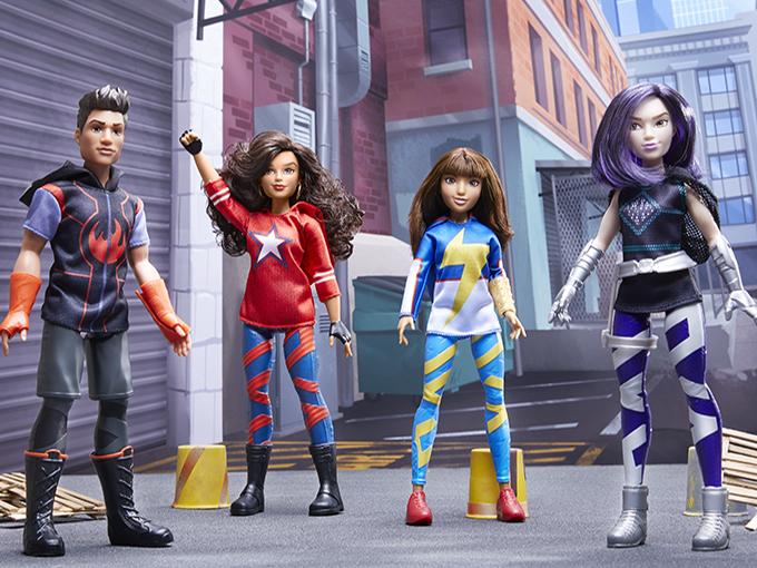 Marvel Rising Hasbro