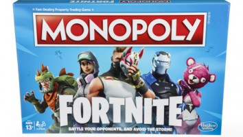 Monopoly Fortnite