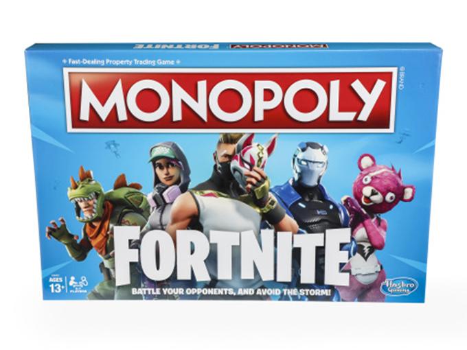 Monopoly Fortnite Image Game Awards