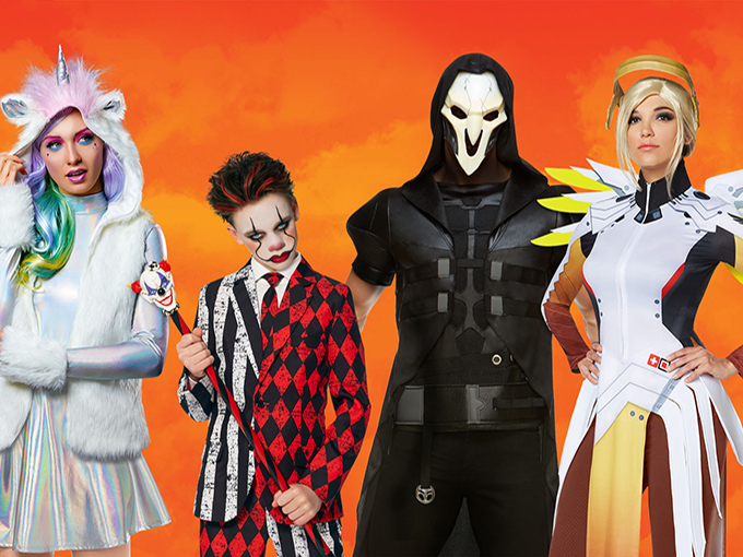 spirit halloween predicts top costume trends