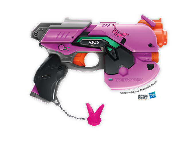 Activision Blizzard recently inked deals with Hasbro and NERF for Overwatch, while Jazwares partnered with Roblox for a toy line inspired by the game.