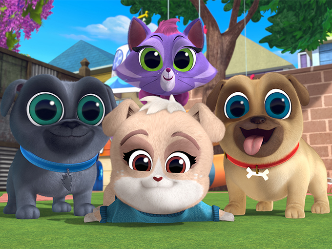 Kidscreen Archive Disney To Bow More Puppy Dog Pals In October