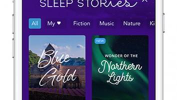 sleep stories feature
