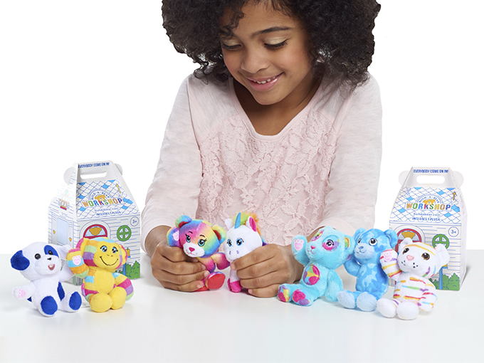 Just Play Mini Build-A-Bear Workshop