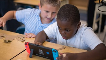 Nintendo Partners with Institute of Play to Bring Nintendo Labo