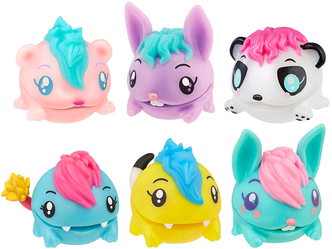 Fast timelines for collectibles, like Mattel's Pooparoos Surpriseroos, make them ideal for taking on trends