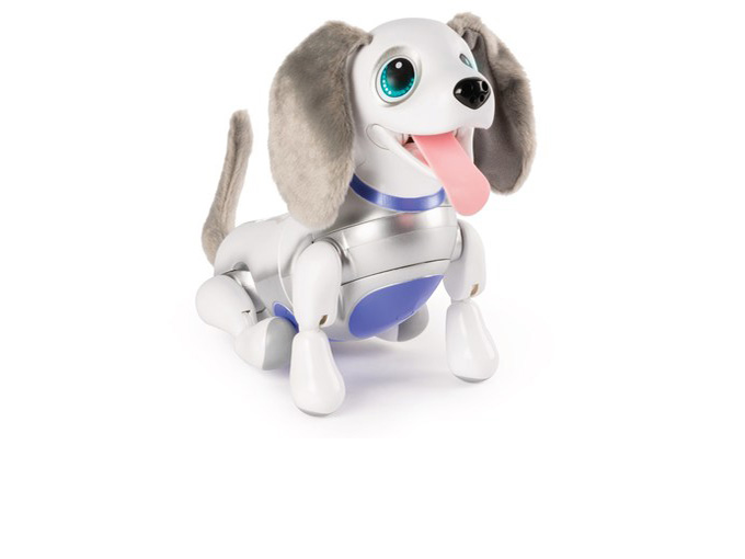 Spin Master-Spin Master Releases Playful Pup- Most Realistic Pet